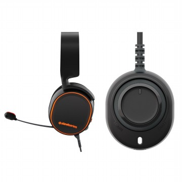 SteelSeries Arctis 5 with 7.1 DTS Headphone:X Black RGB