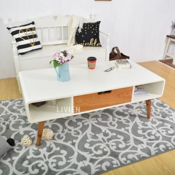 Meja Tamu Laci Cubic Series-Coffee Table LIVIEN Furniture