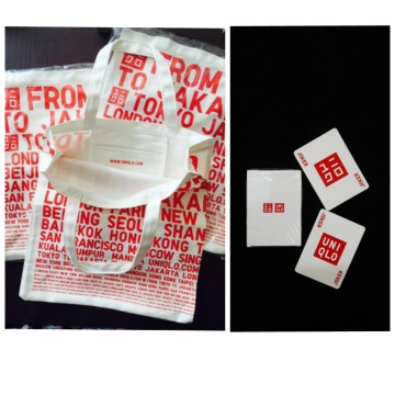 ASLI Paket Merchandise UNIQLO Official