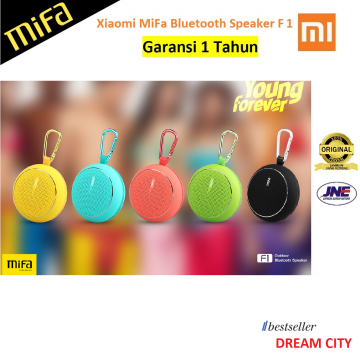 Xiaomi MiFa F1 Bluetooth Portable Speaker with Micro Sd Slot Original Garansi 1 Tahun