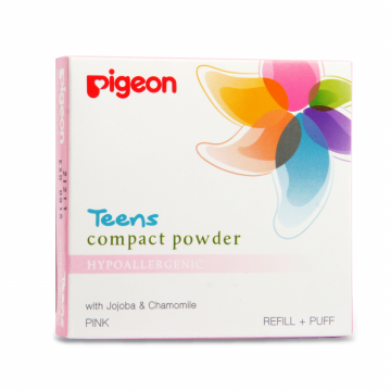 Pigeon Refill Compact Powder Hypoallergenic