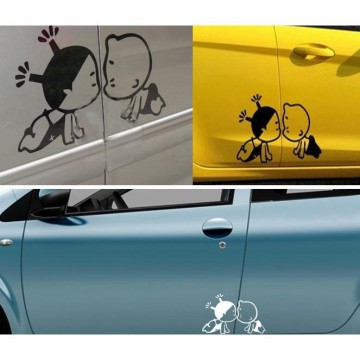 Stiker Mobil Lovers Child