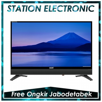 Akari LE-32K88 / 32K88 LED TV HD Ready 32inch Hitam + FREE BRACKET + FREE DELIVERY JABODETABEK