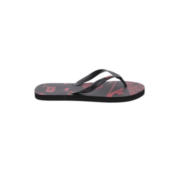 HDF Men sandal | POKER [BLACK/RED]