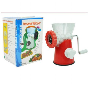 Meat Grinder manual penggiling daging sayuran buah pasta meat mincer