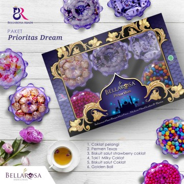 Belarosa Paket Prioritas Dream