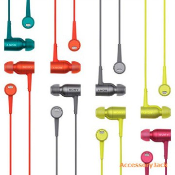 Handsfree / Earphone / Headset / Headphone Sony MDR-EX750NA Stereo Good Quality