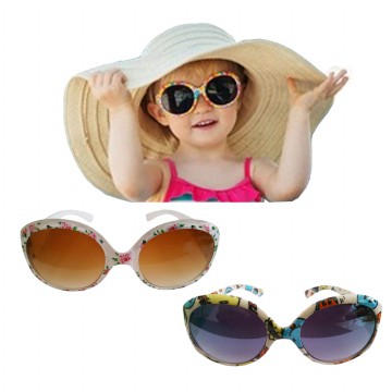 Kacamata Fashion Anak Perempuan Kelly- All Size- Girls Sunglasses- Banyak Motif