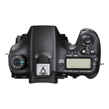 Sony SLT-A77 Mark II Body - Black