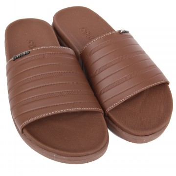 Neckermann Sandal Pria Hando 195 Light Brown