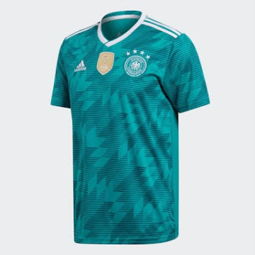 JERSEY JERMAN AWAY WORLD CUP 2018 - JERSEY BOLA TIMNAS JERMAN PIALA DUNIA 2017