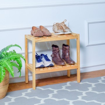 THE OLIVE HOUSE - SHOES RACK 2T SMALL - PRE ORDER 1 MINGGU