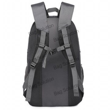 Real Polo Tas Ransel Jumbo 6331 [Free Bag Cover]