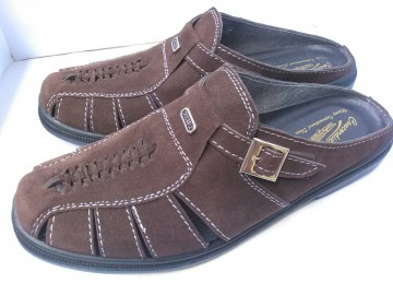 Sepatu Sandal Pria CROCORDILLE / Size 39-43 / Selop Bustong / Slip On Shoes