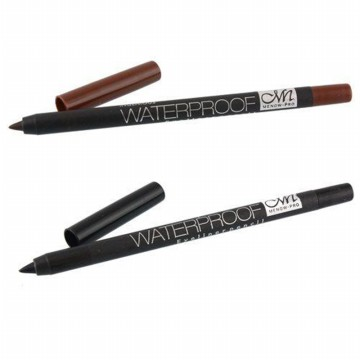 MeNow Waterproof Eye Liner Smudge Resistance ( Black and Brown )