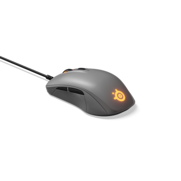 [ PROMO ] SteelSeries Rival 110 Slate Grey FREE Qck Mini