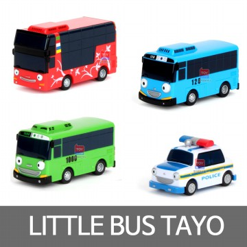 [Mainan Anak] THE LITTLE BUS TAYO 11KINDS