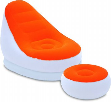 Bestway Comfort Cruiser Inflatable Air Chair Orange
