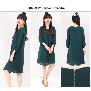 HMD107 HM Women Chiffon Dress