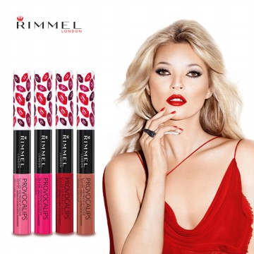 Rimmel Provocalips Last For 16 Hours