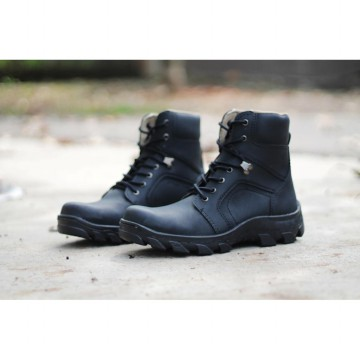Sepatu Safety Boots IronFosil Leather 6 Model