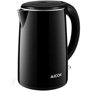 AICOK SWF17S05A - Double Wall Electric Kettle