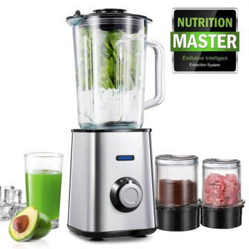AICOOK AMR938 - 3-in-1 Multifuncional Blender
