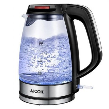 AICOK KE8026 - Glass Kettle