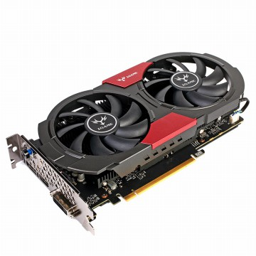 iGame nVidia Geforce GTX 1050 2GB DDR5 U-2G - Dual Fan & One Key OC