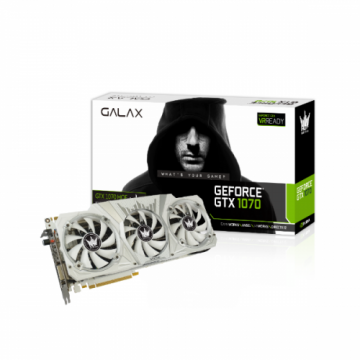 Galax Geforce GTX 1070 HOF (HALL OF FAME) 8GB DDR5