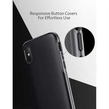 Anker Karapax Breeze Case For Iphone X Black A9016011