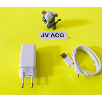 CHARGER CASAN ORIGINAL OPPO AK775 VOOC FAST CHARGING FIND 7 F5 F3