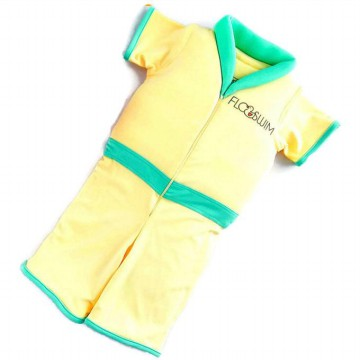 CuddleMe Flo Kids Floating Swimsuit /Go Swim /Baju Renang Pelampung Anak - Size M