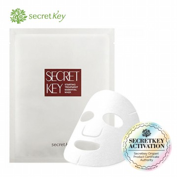 [Secret Key]Starting Treatment Essential Mask Pack 4P (sheet)