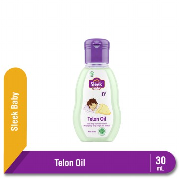Sleek Baby Telon Oil 30 ml Botol