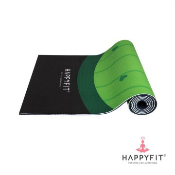 HF YOGAMAT PVC CACTUS 5MM - GREEN