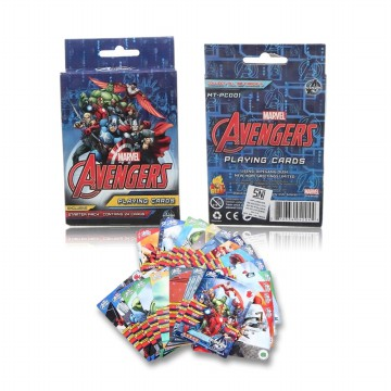 MARVEL The Avengers Playing Card
