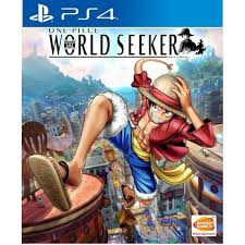 One Piece World Seeker Game PS4 (R3)
