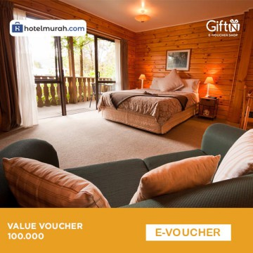 Hotel Murah - Value Voucher 100.000
