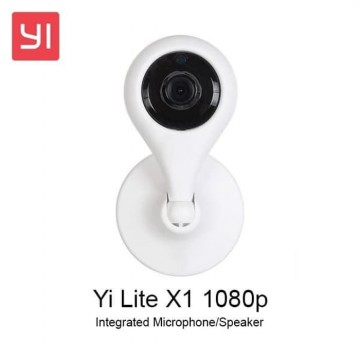 Xiaomi CCTV Wifi IP Camera Yi Lite X1