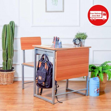 THE OLIVE HOUSE - SCHOOL TABLE CHAIR SET ES 80 KD