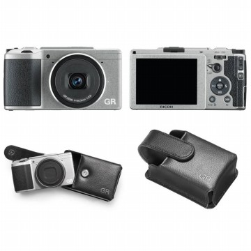 Ricoh GR II - Limited Edition - Silver