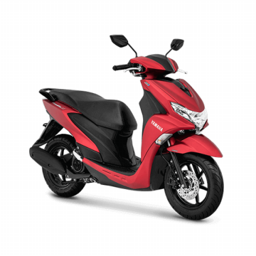 YAMAHA FREEGO S ABS VERSION Red/Grey Jakarta