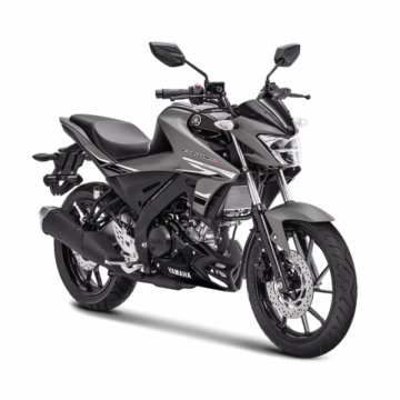 YAMAHA ALL NEW VIXION R Red/Grey/Blue Jakarta