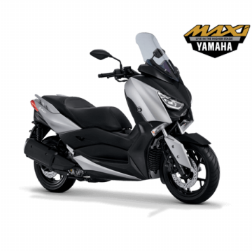 YAMAHA XMAX 250 ABS Black/Silver/Red/Blue Jakarta