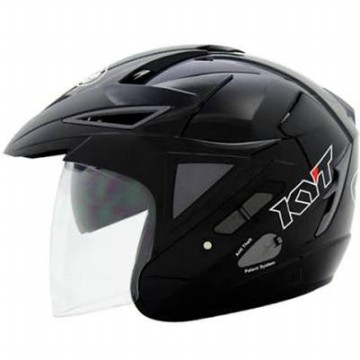 Helm KYT Scorpion King Black