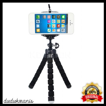 Stand Handphone Spider Flexible Tripod Mini FOT-108