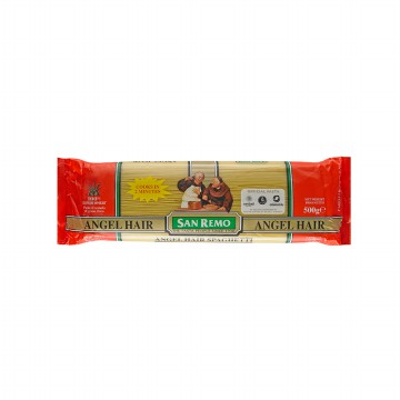 San Remo Pasta Angel Hair 500 g