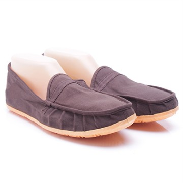 Dr.Kevin Flats Men Shoes Canvas 9306 - 4 Colours! Blue, Brown, Grey, Black!