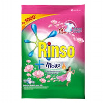 Rinso Molto Detergent Bubuk Sachet 12x42gr